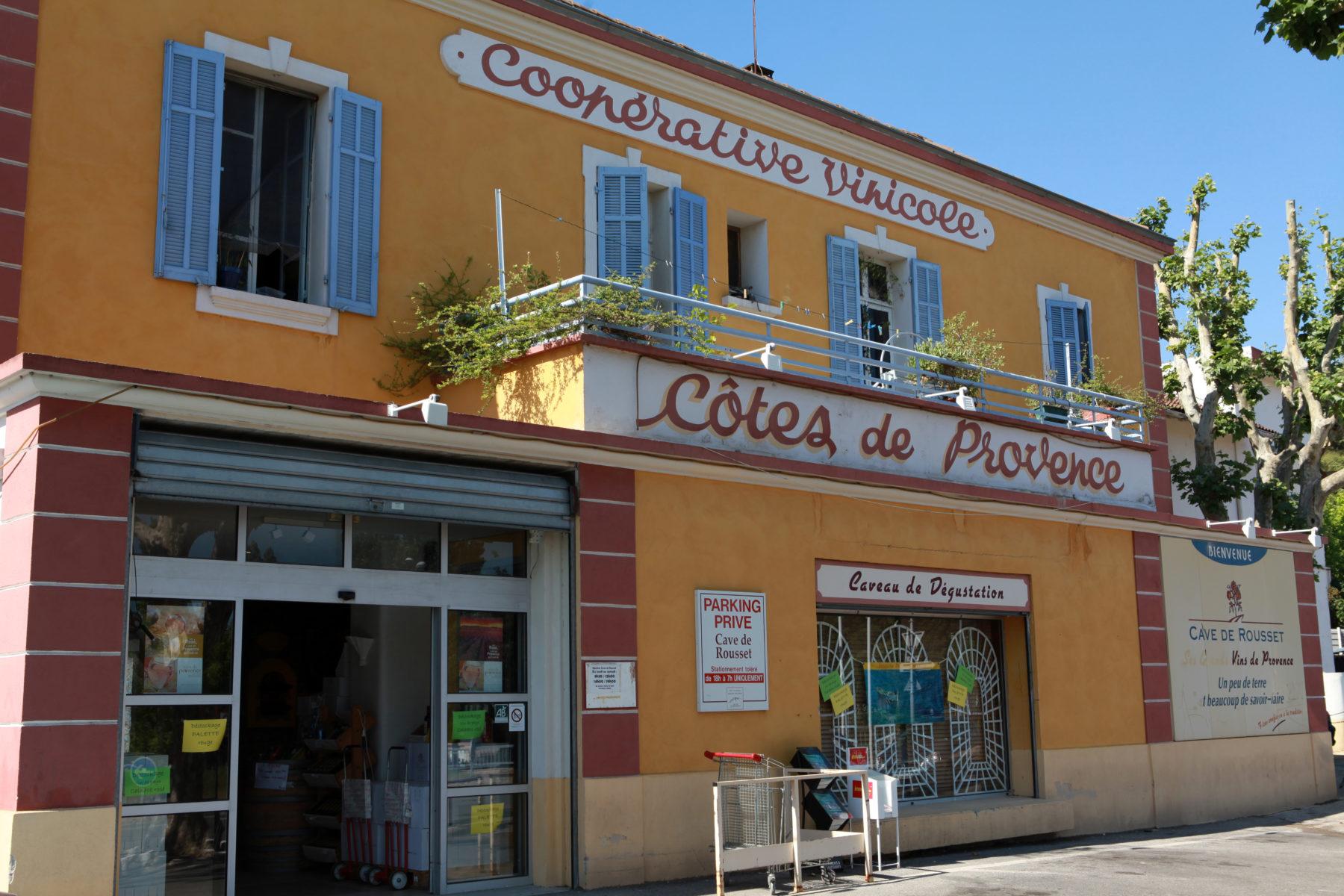 Cave À Vin Palette cave de rousset - la route des vins de provence