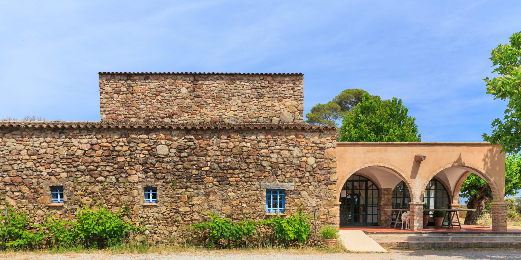 Château De Cabran La Route Des Vins De Provence